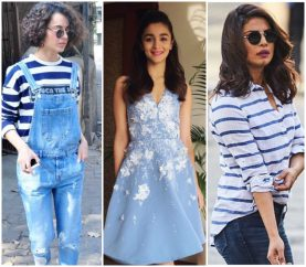 5 Ways To Look Stunning In Blue And White