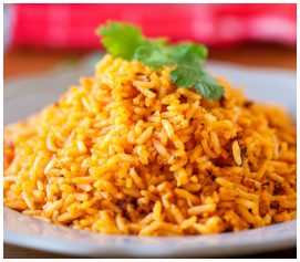 Give A Flavourful Twist To Your Life With Appetizing Mexican Rice
