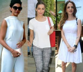 Look Stylish In White This Summer