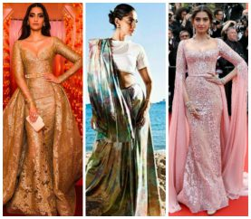 Sonam Kapoor Channels Her Inner Goddess In 6 Dazzling Cannes Looks