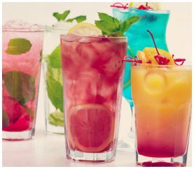 Come Fall In Love With These Healthy Summer Mocktails