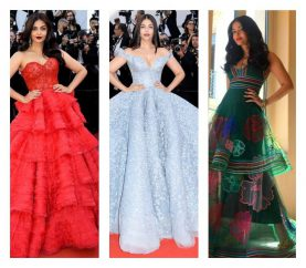 Aishwarya Steals The Show From Mumbai Airport To The Cannes Red Carpet