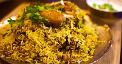 Recipe For Making The Best Dum Biryani
