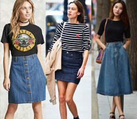 5 Steal-Worthy Denim Skirts That Will Make You Look Hot (Under 699!)