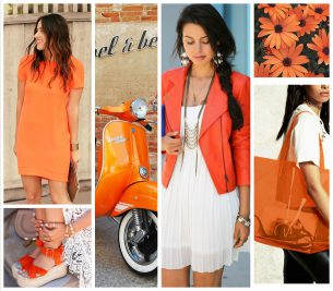 Cool Girl Ways To Look Gorgeous In Orange