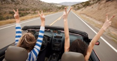 5 Must-Go Road Trips For Everyone Who Loves To Travel