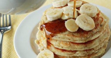You Will Want To Make This Two-Ingredient Pancake Every Day