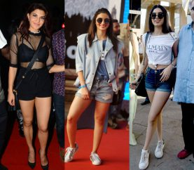 Celebrity Approved Ways To Wear Shorts This Weekend