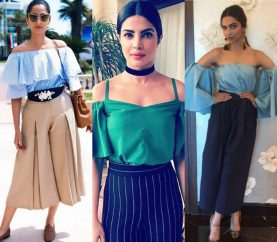 5 Super-Fun Ways To Rock The Off-Shoulder Top