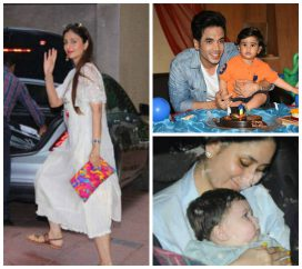Tusshar Kapoor Celebrates His Son's 1st Birthday In A Star Studded Affair