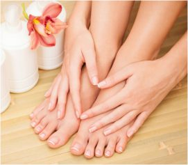 DIY Pedicure To Pamper Your Feet