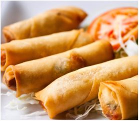 How To Make Delectable Thai Spring Rolls