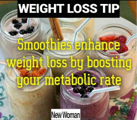 3 Healthy Breakfast Smoothies For Effective Weight Loss