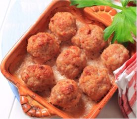Soya Bean Balls- A Perfect Snack For Rainy Evenings
