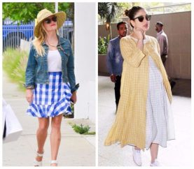 What Is Gingham And How To Wear It Like A Boss!