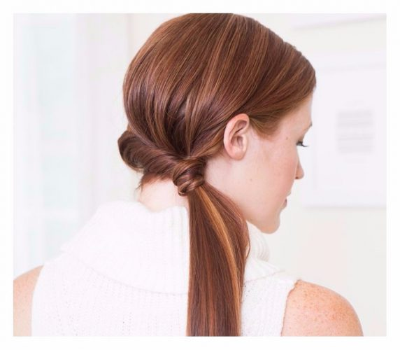 Hair Tutorial: Master Twisted Side Ponytail Hairstyle In Minutes
