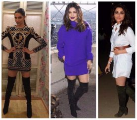 6 Ways To Make A Statement In Knee-High Boots