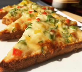 How To Prepare Scrumptious Chilly Cheese Toast