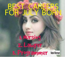 Here Are The Best Careers For July Borns
