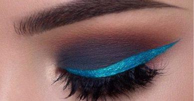 5 Amazing Ways To Rock Blue Eyeliner