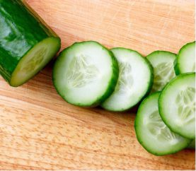 5 Health Benefits of Cucumber