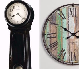6 Ways To Add A Contemporary Feel To Your Home Using Clocks