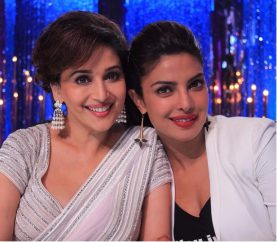 Priyanka Chopra And Madhuri Dixit Come Together For A Comedy Series