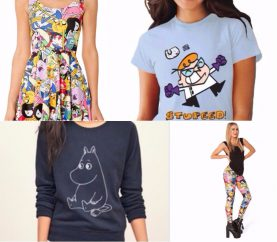 5 Ways To Look Trendy In Cartoon Prints