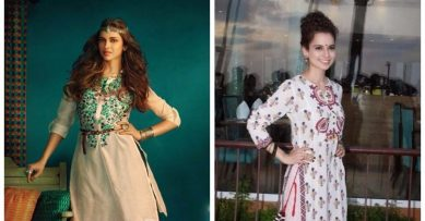 5 Unique Ways To Style Your Kurti