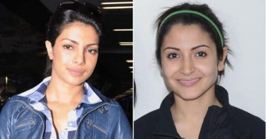 6 Bollywood Actresses Who Dared To Bare Without Any Makeup