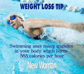 4 Ways In Which Swimming Helps You Lose Weight