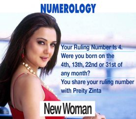 Numerology Number 4: People Born On the 4th, 13th, 22nd and 31st Of Any Month