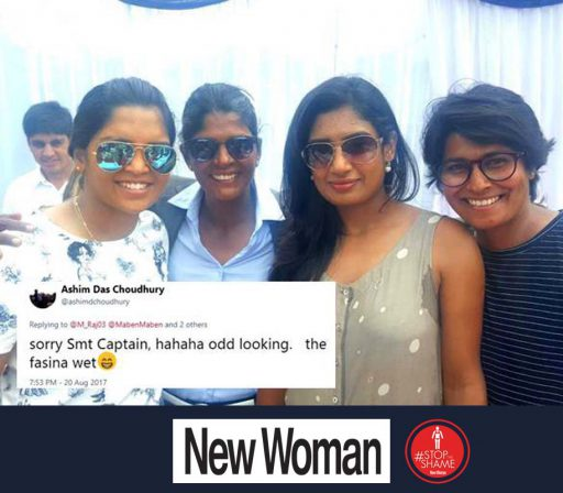 Mithali Raj Gives A Kickass Reply To Her Trollers