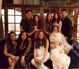 Bollywood Comes Together For Sridevi's Birthday Hosted By Manish Malhotra