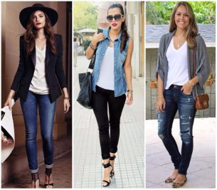 10 Different Ways To Style Your Jeans