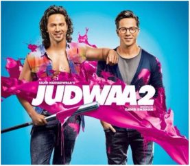 Varun Dhawan Drops Yet Another Poster For Judwaa 2