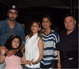 In Pics: Ranbir Kapoor Spending Time With Family Will Definitely Melt Your Heart