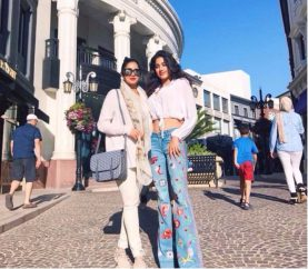 Sridevi And Family Are Giving Us Major Vacation Goals!