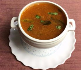 South Indian Flavour: Mysore Rasam