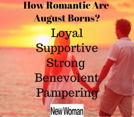 How Romantic Are August Borns?