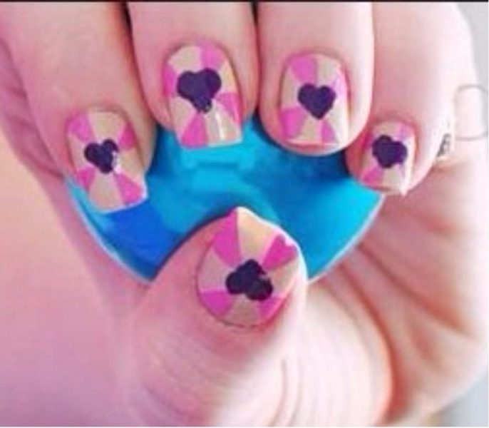 3D Nail Art Tutorial