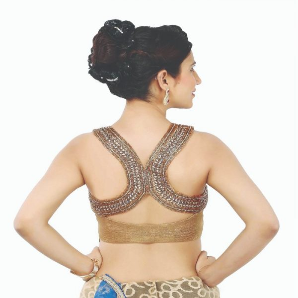 Backless Blouse Designs You Can Wear This Festive Season