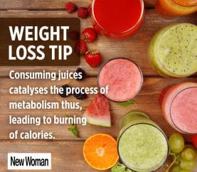 5 Juices That Aid In Weight Loss