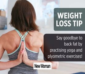 Weight Loss Tips: 4 Ways To Lose Back Fat