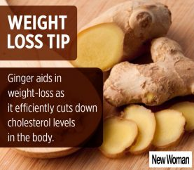 Weight Loss Tips: 5 Health Benefits Of Ginger