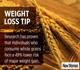 Weight Loss Tip: Include Whole Grains In Your Diet
