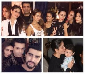 In Pics: Bebo's Grand Birthday Bash Last Night