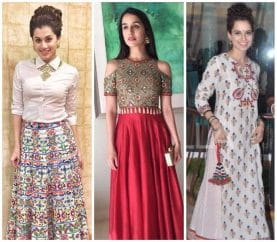 10 Fusion Fashion Trends You Should Try This Festive Season