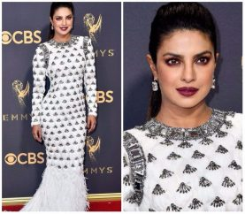 Emmys 2017: Priyanka Chopra's Mermaid Gown Makes Heads Turn