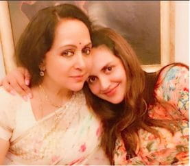 Hema Malini Is All Excited About Daughter Esha's Pregnancy!
